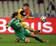 Panathinaikos vs Dinamo Bucareste