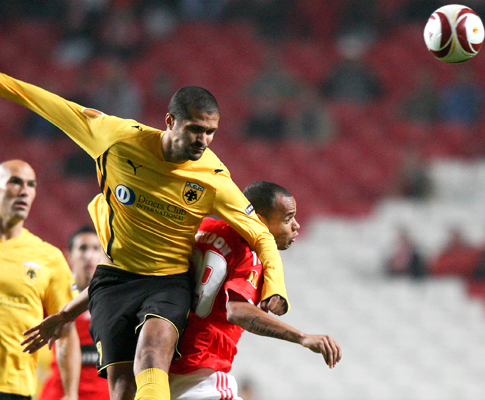 Benfica x AEK