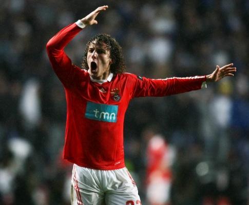 David Luiz: «Real Madrid? Amo o Benfica»