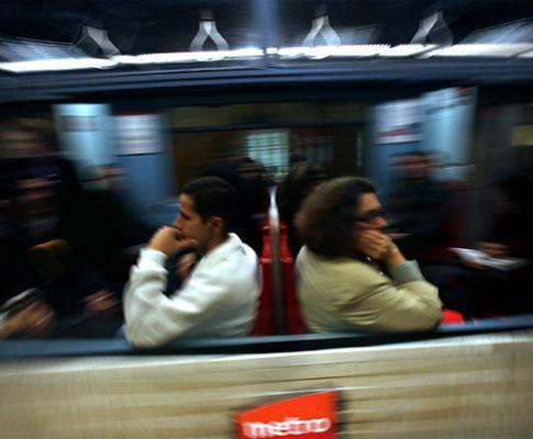 Metro de Lisboa: 50 anos