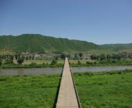 Fronteira entre Coreia do Norte e China