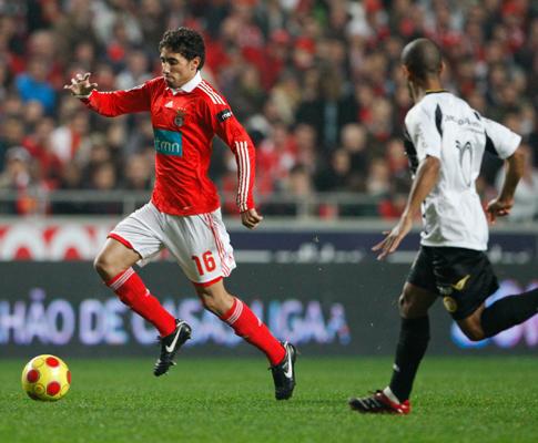 Benfica vs Nacional (JOSÉ SENA GOULÃO/LUSA)