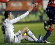 Osasuna vs Real Madrid (VILLAR LOPEZ/EPA-LUSA)