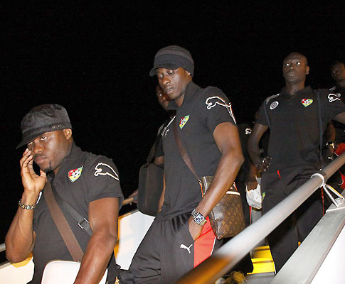 CAN 2010: Togo volta a casa após ataque