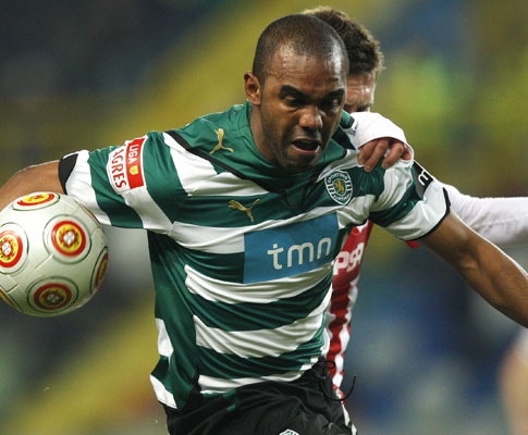 Pongolle no Sporting