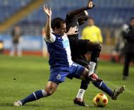 Futebol Taça da Liga: Académica vs FC Porto (PAULO NOVAIS/LUSA)