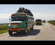 Milhares de haitianos deixam a capital (UN Photo/Logan Abassi)