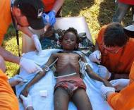 Haiti: Viva, seis dias depois