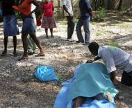 haiti: os que não sobrevivem