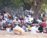 Haiti após o sismo