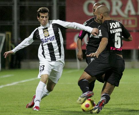 Nacional vs Guimarães (HOMEM DE GOUVEIA/LUSA)