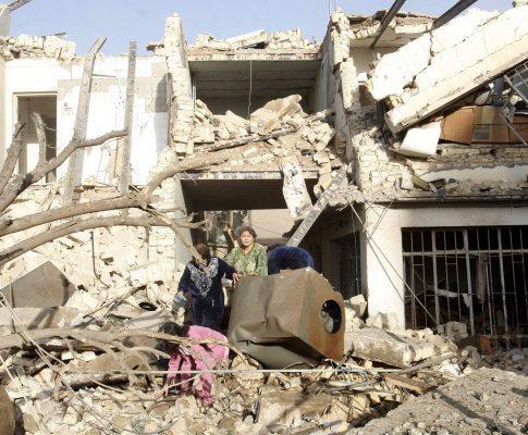 Triplo atentado em Bagdad