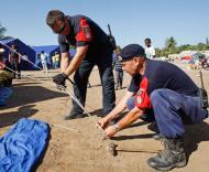 Haiti: ajuda portuguesa