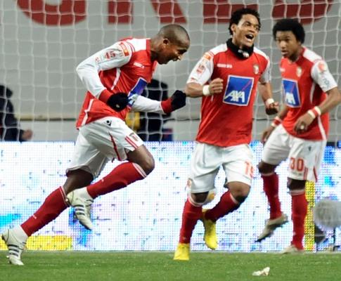 Sp. Braga venceu Sporting