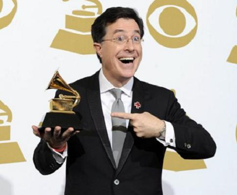 Stephen Colbert (Foto Lusa)