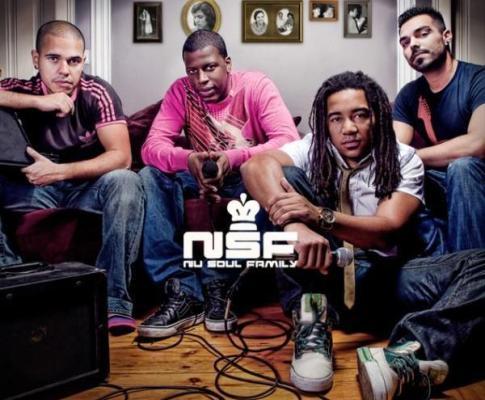 Nu Soul Family (Foto: Myspace)