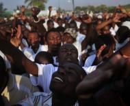 Haiti: um mês depois do sismo - EPA/ULISES RODRIGUEZ