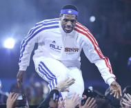 All Star Game: LeBron James