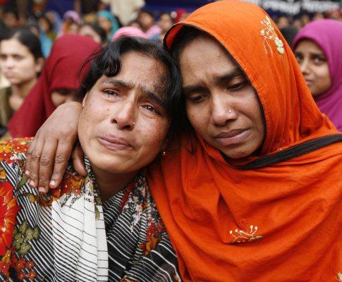Greve de fome em Bangladesh