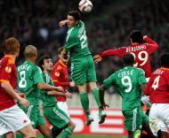 Panathinaikos vs AS Roma (EPA/SIMELA PANTZARTZI)