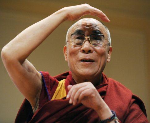 Dalai Lama (foto: Lusa/Epa)