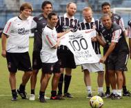 Coldplay visitam Ronaldo