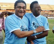 Eusébio e Pelé - Superstars