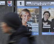 Chantal Jouanno, a política campeã de karaté