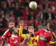 Benfica vs Paços de Ferreira (MANUEL DE ALMEIDA/LUSA)