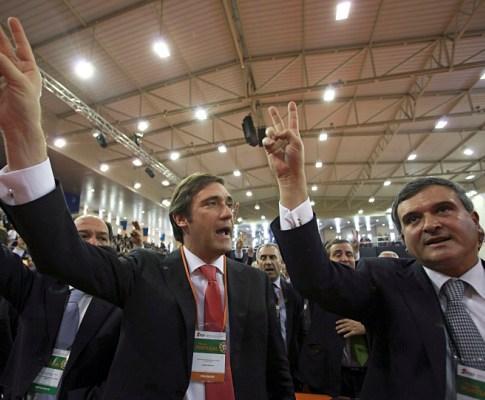 Passos Coelho no Congresso do PSD