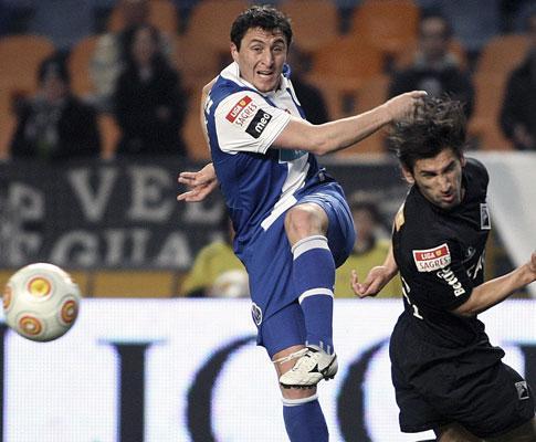 Académica-F.C. Porto, 1-2 (crónica)
