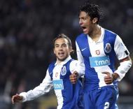 Bruno Alves e Belluschi (F.C. Porto)