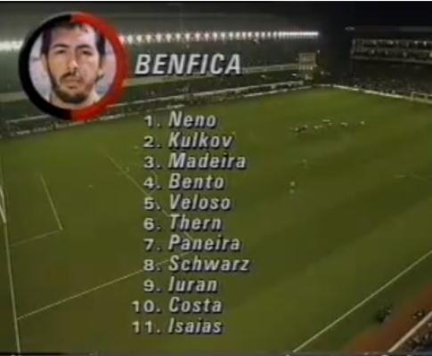 Isaías não esquece Benfica: «Chuta à vontade, Cardozo!»