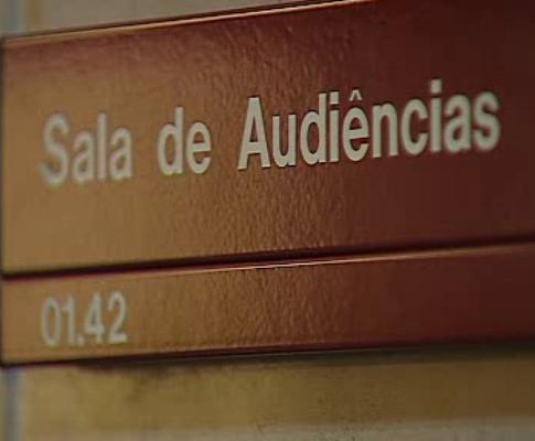 Sala de audiências