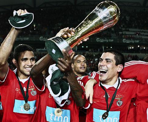 Benfica vs Porto (LUIS FORRA/LUSA)