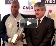 Nelson Évora renova com o Benfica
