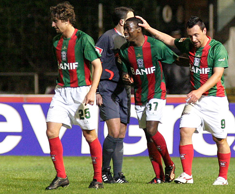 Rafael Miranda, Djalma e Pitbull (Marítimo)