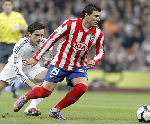 Real Madrid vs Atletico Madrid (ANGEL DIAZ/EPA)