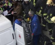 Explosões no metro de Moscovo