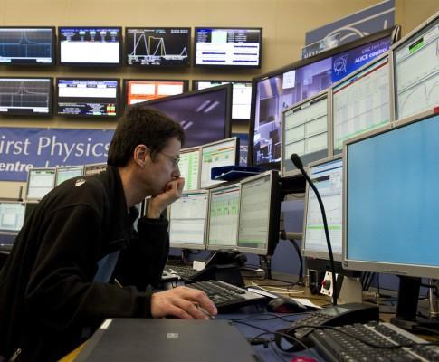 Acelerador de partículas CERN
