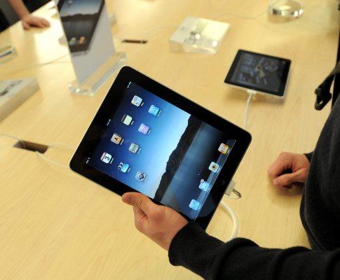 Primeiros compradores do iPad