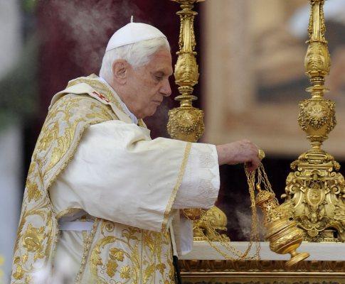 Páscoa no Vaticano