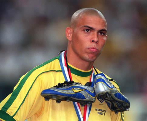 Mundial 1998: o misterioso eclipse de Ronaldo na final com a França (foto Atlântico Press/Picture Alliance/DPA)