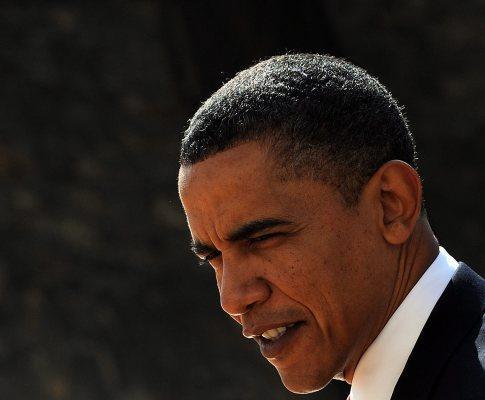 Obama em Praga