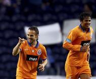 Belluschi e Bruno Alves