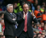 Ancelotti e Benitez