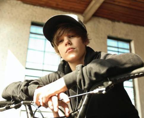 Justin Bieber (Foto: MySpace)