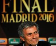Mourinho na final da Champions