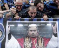Maio: final da Champions no Bernabéu, Mourinho no topo