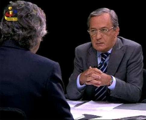 Carlos Cruz na TVI